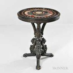 What: Sale of European Furniture & Decorative Arts at Skinner Where: 63 Park Plaza, Boston When: January 12, 10:00 AM
