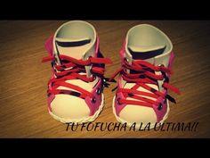 PASO A PASO - ZAPATILLAS PARA FOFUCHAS - Ricardo Zafra - YouTube Gladiator Sandals, Adidas Sneakers, Handmade Dolls, Shoes, Holidays, Diy, Fashion, Toddler Girl Shoes, Toddler Girls