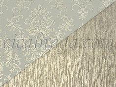 Ciça Braga - Papel de parede   Papel de Parede Vinílico Bright Wall (Americano) - Efeito Craquelado (Dourado) - COLA GRÁTIS  - Combinação com BGW-6130201