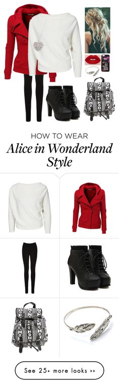 """""""Holland"""" by x-no-judge-zone-x on Polyvore featuring Wet Seal, Oasis, Doublju, Nadri and Disney"""