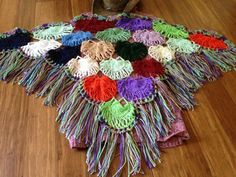 Living Well: Shanti's art work journal: Hairpin or Maltese lace loom shawl Pattern  Hairpin Lace