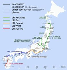 Japan Rail Pass and rail travel in Japan complete guide – JPRail.com » Blog Archive » What is Shinkansen (bullet train)? Most convenient and the fastest train service throughout Japan.
