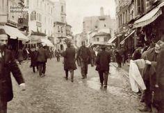 Mahmutpaşa, 1908 #birzamanlar #istanlook #nostalji