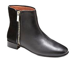 Smooth and sophisticated Yasmin Boots, $212, Vince Camuto.