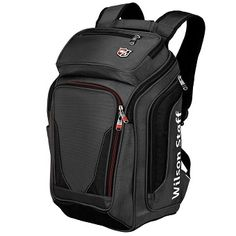 a894a5bccb43 The Wilson Staff travel gear line is designed with style and modern  functionalities