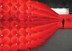 190 conos para representar una ciudad canadiense » Blog del Diseño