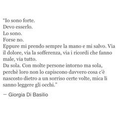 Dark Quotes, Tumblr Quotes, Some Quotes, Words Quotes, My Emotions, Feelings, Italian Quotes, Love Phrases, Sentences