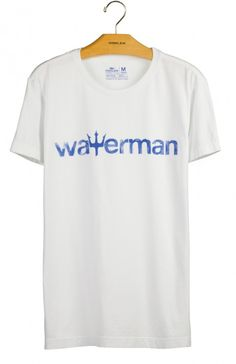 Osklen - T-SHIRT STONE VINTAGE WATERMAN - t-shirts - men c5dbd883cb5