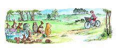 Resultado de imagen para winnie the pooh illustration