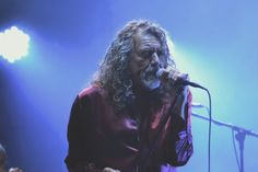 ROBERT PLANT AND THE SENSATIONAL SPACE SHIFTERS live at Positivus festival '15 // Photo © Kristiana Zelca