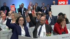 Views in news: SPD congress clears leaders to talk coalitions wit...