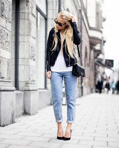 7 Stylish Blogger Outfits To Shop Now via @Who What Wear