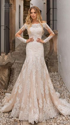 wedding  weddings  bridal  weddingdress  bride ~ Drop Waist Wedding Dress 3942472851ce