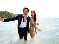 Lily Aldridge and Wouter Peelen pose in the Caribbean for Michael Kors fragrance campaign Michael Kors Bedford, Michael Kors Selma, Michael Kors Hamilton, Michael Kors Jet Set, Michael Kors Looks, Cheap Michael Kors, Michael Kors Tote Bags, Michael Kors Outlet Sale, Mario Testino