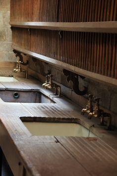 Interior - Castle Drogo. Kitchen
