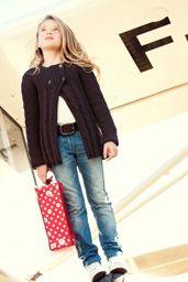 miniature_enfant fashion girl look Kid