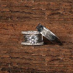 Beautiful Western Rings