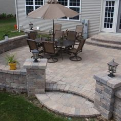 Five Makeover Ideas For Your Patio Area | Backyard patio designs ...