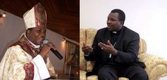 """""""Muslims Have A Right to Islamise Nigeria"""" – Catholic Bishop"""