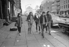 Suze Rotolo, Terri (Thal) Van Ronk, Bob Dylan, Dave Van Ronk