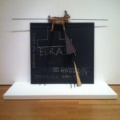 Beuys at MoMA