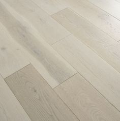 Pale Oak Flooring