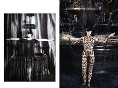 INTO THE FASHION: INSPIRATION Marchesa Luisa Casati in Paul Poiret 1920… Louis Vuitton SS||2014