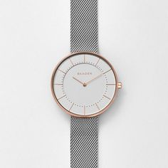 There's no denying the Scandi trend is a huge influence on our style, with everything from our knitwear to our home accessories being given the minimalist treatment. And this of-the-moment aesthetic has been extended to our wristwear, thanks to watch brand Skagen.