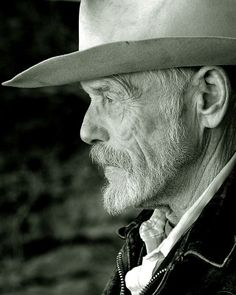 Old Cattleman by Larry Gooding