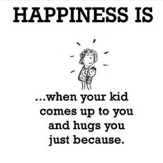 This is my Cameron...he always hugs me out of the blue all the time. Best feeling ever!! ❤️