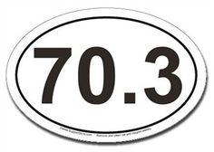 70.3 Half Iron distance triathlon