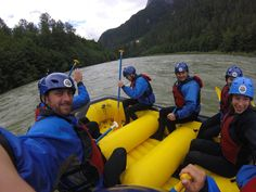 We love great team building- last Friday we all went whitewater rafting together! We had such a great time. The river warriors! Whitewater Rafting, Great Team, Happy Weekend, Team Building, Internet Marketing, Warriors, Digital Marketing, Boats, Friday