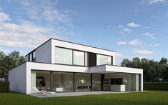 Groepswoningbouw bouwen van 6 alleenstaande luxe eengezinswoningen voor ABS BOUWTEAM
