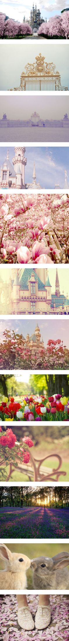 """""""The Seasons at Beauxbatons."""" by peace-love-fearless ❤ liked on Polyvore"""