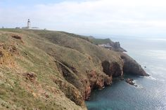 Part of Berlenga Island Canon EOS 600D 18-55 mm