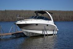 2007 Chaparral Signature 270 -28 foot sport Cruiser, low hours(approximately 120hrs) - See more at: http://www.caboats.com/used-boats/9055.htm