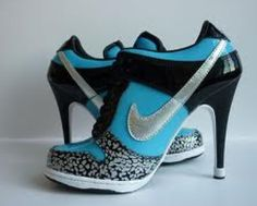 info for 5287e 05158 nike high heels Nike Outfits, Nike Dunk High, Baskets, Nike High Heels,