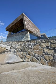 Cutting-edge modern summer house in Norway