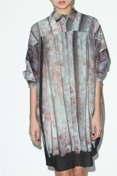 Anntian 12-X Big Shirt