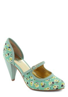 Seychelles Cheeky Heel | Mod Retro Vintage Heels | ModCloth.com
