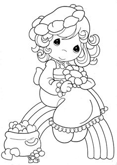 253 Best Precious Moments Coloring Pages Images Coloring Pages