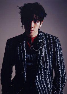 #exo #baekhyun #monster