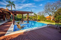 piscina de fibra para quintal pequeno - Buscar con Google