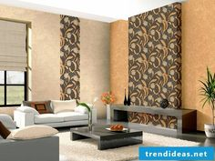 25 Ideas For Modern Wallpaper For Your Apartment