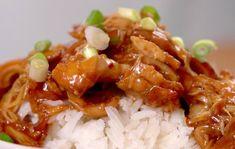 Bourbon Street Chicken in Slow Cooker