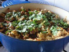 Traditional Bahraini Chicken Machboos Machbous Recipe - Food.com