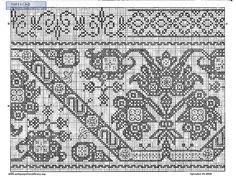 Free Easy Cross, Pattern Maker, PCStitch Charts + Free Historic Old Pattern Books: Kreuzstitch und Filetmuster aus Graubünden, Herausgegeben von der Bündnerischen Vereinigung für Heimatschutz. , 1927