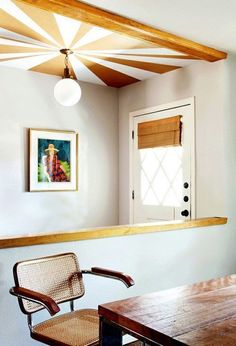 10 Crazy Things to Do on the Ceiling | Apartment Therapy