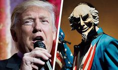 No Joke, Trump's New Slogan Is The Same One From 'The Purge' | The Huffington Post