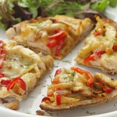 Try this Fennel and Chicken Flatbread recipe!